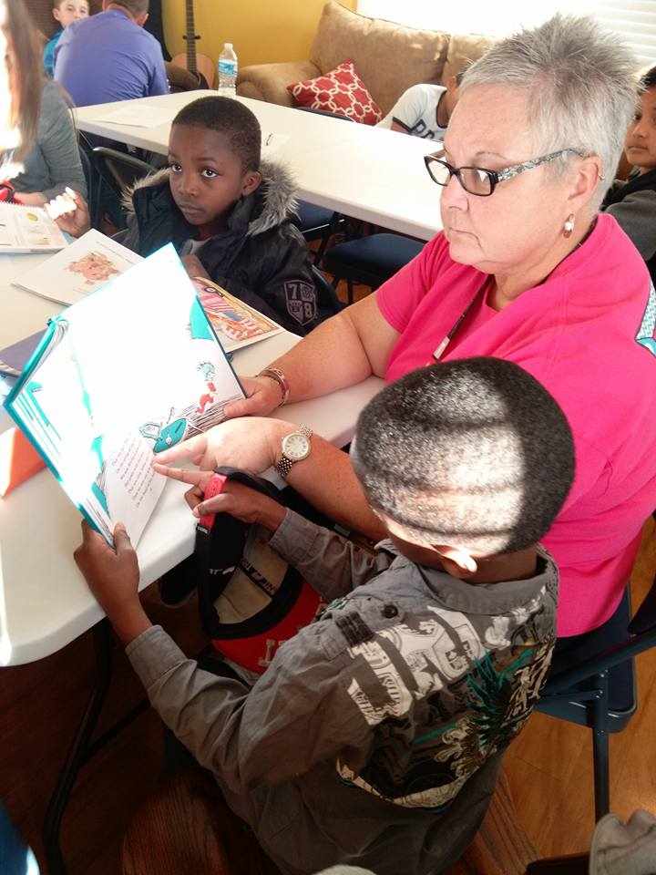 Nonprofit Christian Organization Tutoring and GED classes www.challengehouse.org